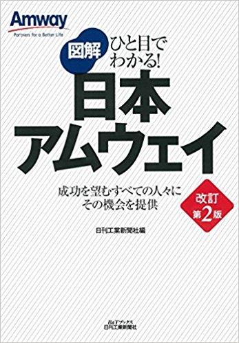 ひと目でわかる! 図解 日本アムウェイ amazon