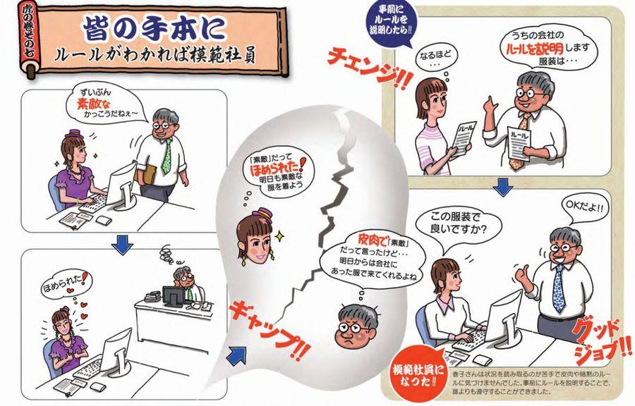 発達障害のある人たちが活躍できる職場環境
