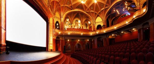 ウラニア・ナショナル・フィルムシアター ハンガリー 映画館 ユニーク 個性的