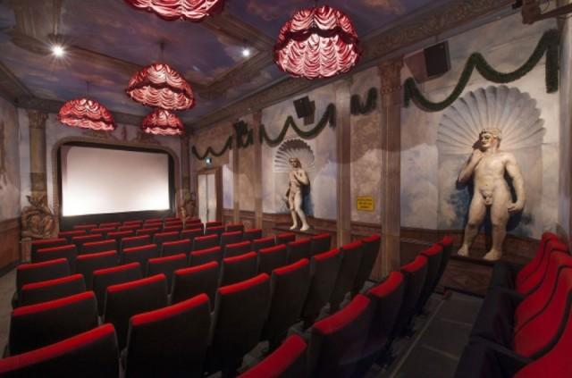 リシュトスピーラー・ミュージアム ドイツ 映画館 ユニーク 個性的