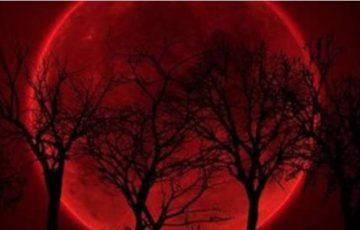 1月31日に見える皆既月食は非常レアな「スーパーブルーブラッドムーン」かも!?