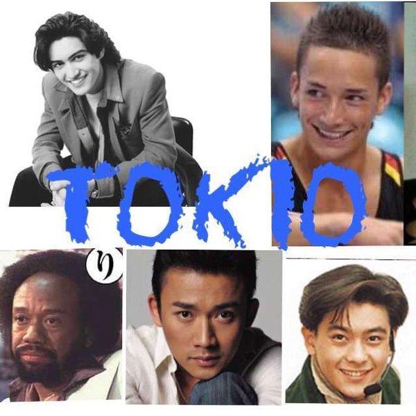 TOKIOに似ているそっくりさん