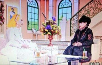 徹子の部屋での黒柳徹子さんと美輪明宏さんの対談が魔女の集会にしか見えないと話題に!