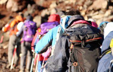 【ヘタに下山しようとするな】山で迷ったり遭難したときに助かる方法が話題に!
