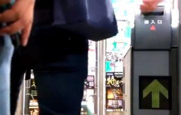 【企業秘密!?】駅の自動改札機の内部構造と仕組みが動画で流出!?【suica】
