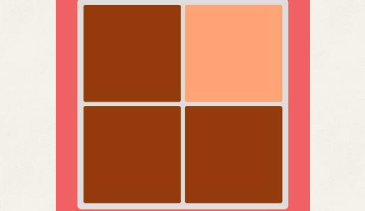 色彩センスがわかる図形テスト