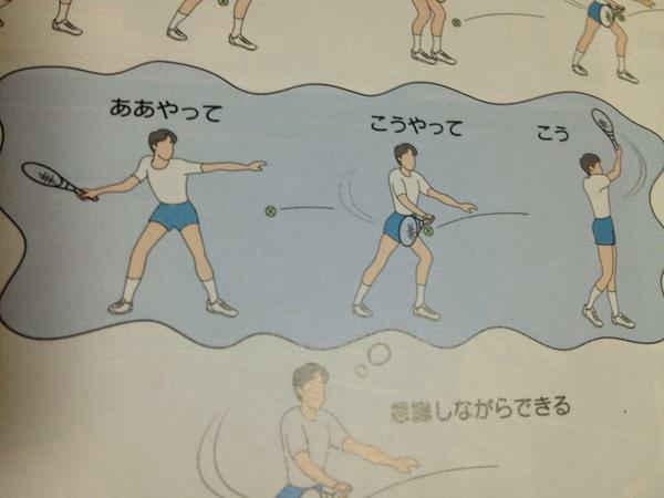 面白い教科書の挿絵