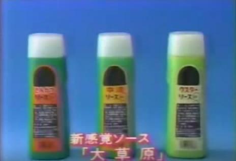 日光テレフォンショッピング大草原(例の色鉛筆)