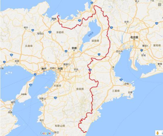 カール販売終了の境界がわかる日本地図が話題に!【赤の部分は買えなくなる】