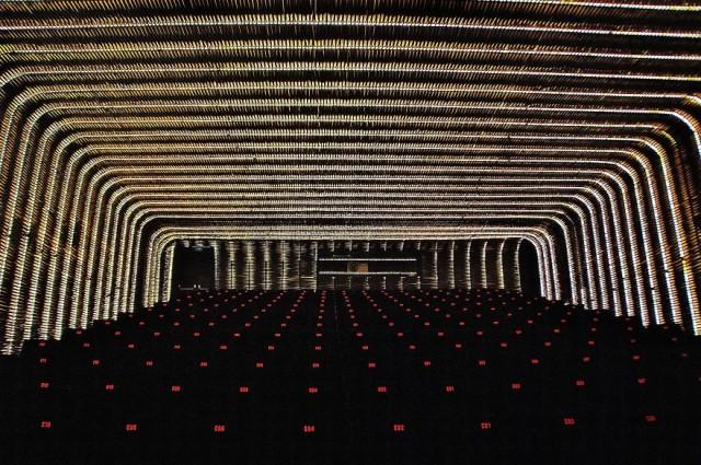 シネテカ・デ・エル・マタデロ  スペイン 映画館 ユニーク 個性的