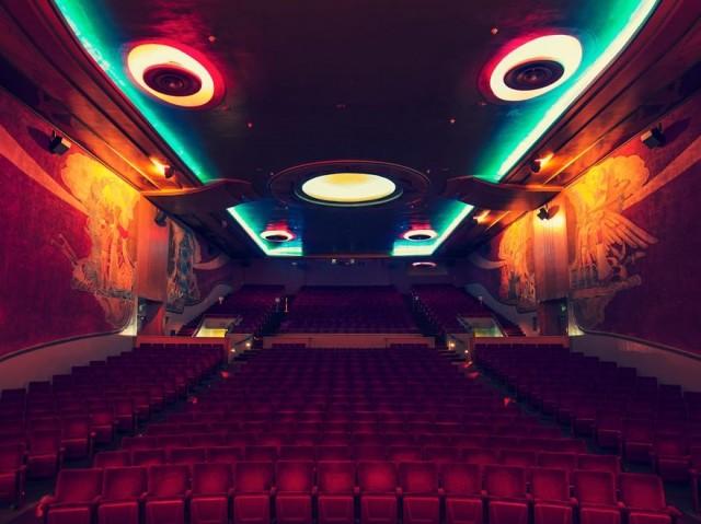 オリンダ・シアター アメリカ 映画館 ユニーク 個性的