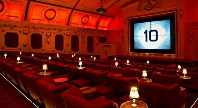 エレクトロ・シネマ イギリス ロンドン 映画館 ユニーク 個性的