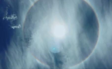 【虹】学校でみえた「七夕の奇跡」が凄い!【沖縄】