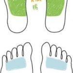 【むくみ解消】足裏サロンパスの効果が凄いと話題に!【安眠やダイエット効果】