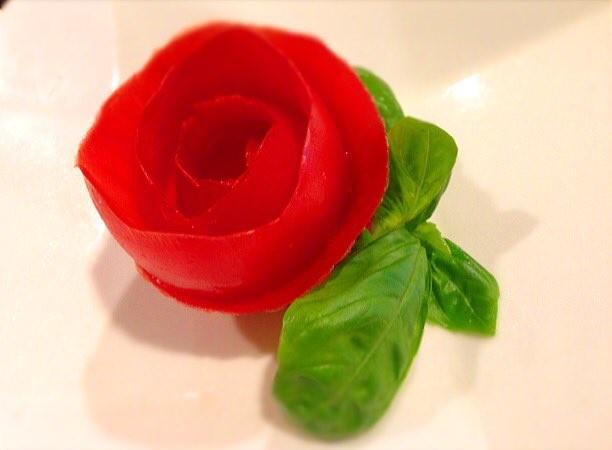 バラのトマト 作り方