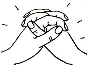 腕を組んだ時、指を組んだ時の場所で右脳か左脳かわかる心理テストが話題に!
