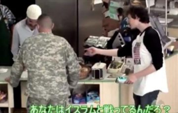 イスラム教徒 軍人 動画 差別 アメリカテレビ番組 ドッキリ