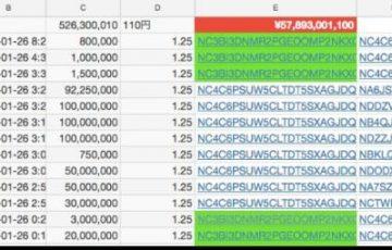 仮想通貨取引所「コインチェック(coincheck)」で600億円相当のNEM(XEM)が不正送金される被害が発生か!最悪GOXも!?