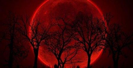 【中二病】1月31日に見える皆既月食は非常レアな「スーパーブルーブラッドムーン」かも!?