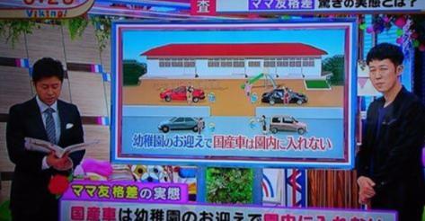 【ママ友の格差の実態】幼稚園のお迎えで国産車は園内に入れない!?