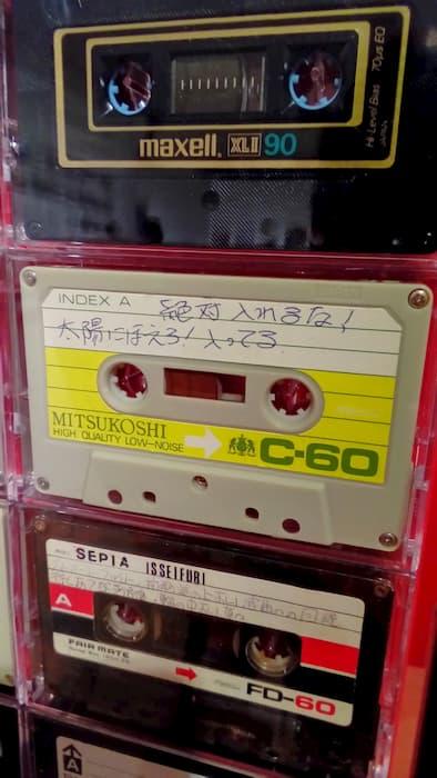 40代以上は共感!?「カセットテープの思い出」が話題に!