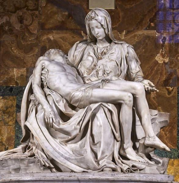 19世紀のイタリアの天才彫刻家ジョヴァンニ・ストラッツァの作品「ヴェールの乙女」が凄すぎると話題に!