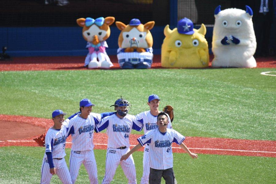 【日本一長い始球式2018】横浜DeNAベイスターズ始球式で柳沢慎吾が2年ぶり5回目の登板!開始時間は6分遅れにwww【動画】