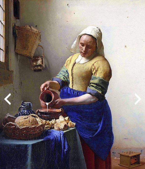 『名画で学ぶ主婦業』という名画で主婦の日常を描いたネタが面白すぎる!