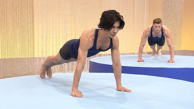 「筋肉は裏切らない」を合言葉にしたNHKの『みんなで筋肉体操』が攻めすぎてると話題に!