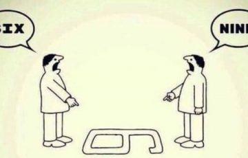 【あなたが正しいからといって、私が間違ってるわけではない。】異なる意見を主張する2人のイラストの趣旨に多くの人が共感!【多様性】