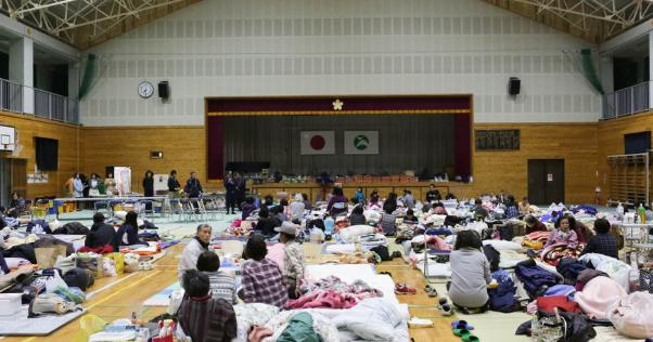 【当たり前だと言わないでください】避難所で被災者の対応をする公務員の投稿が反響を呼ぶ