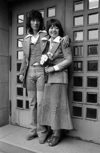 樹木希林と内田裕也の若い頃の写真と画像