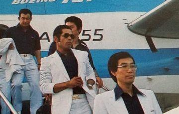 昔の広島カープの選手の写真がどう見ても堅気には見えない件www