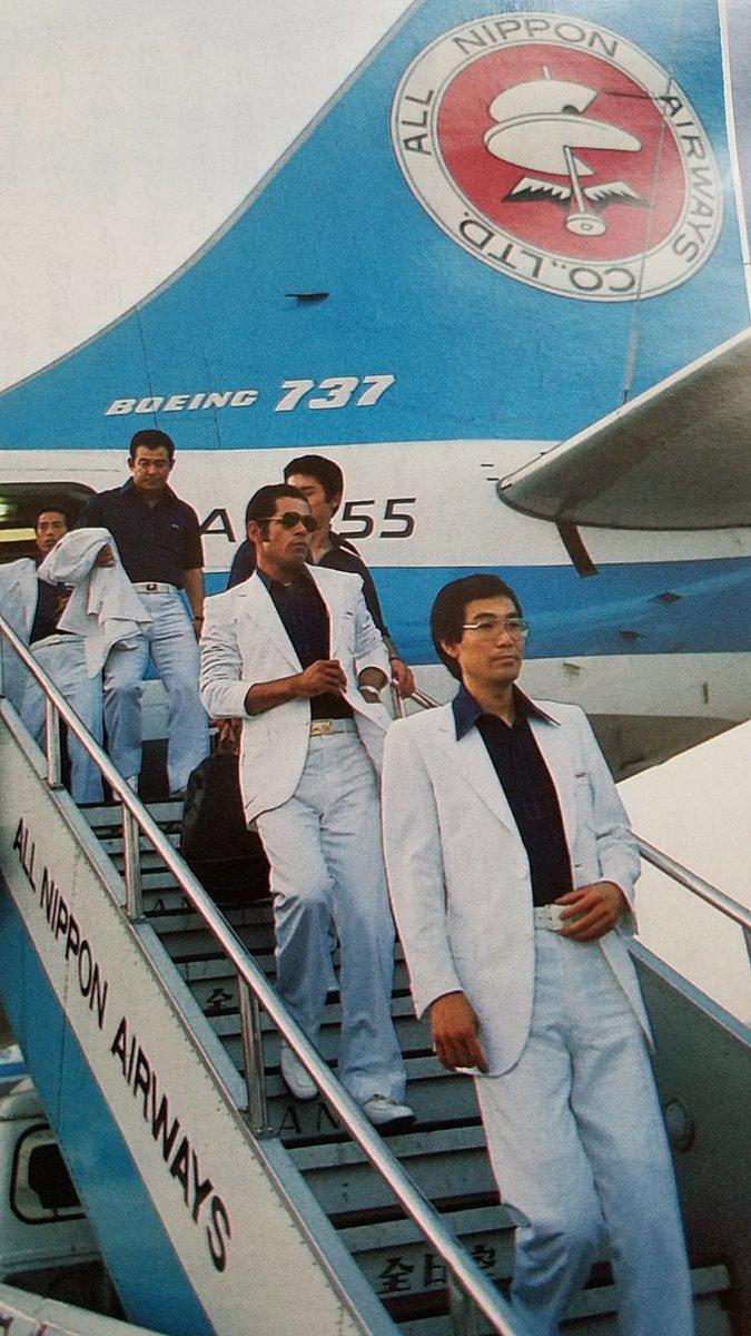 昔の広島カープの選手がはどう見ても堅気には見えない件www