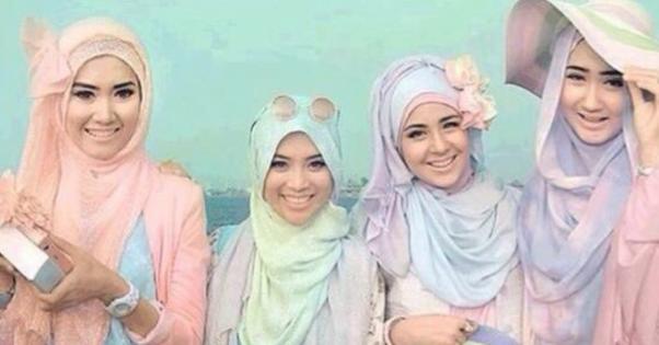イスラム教徒の女の子の間で「ムスリムロリータ」というファッションスタイルが流行中!
