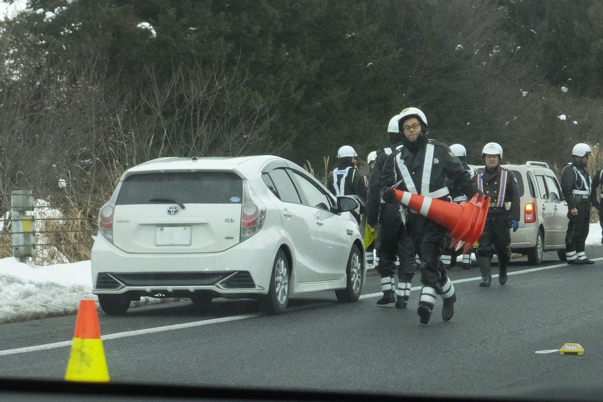 【動画】東北道でチャイルドマーク付きの軽自動車が煽り運転の被害に・・・その後、事故に発展!