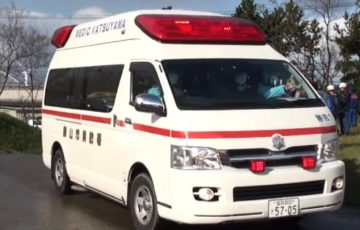 【トリビア】普段は二人乗りの救急車が一人乗りの時は・・・・