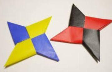 海外に行く時、折り紙で作った手裏剣を持っていったほうがいい理由