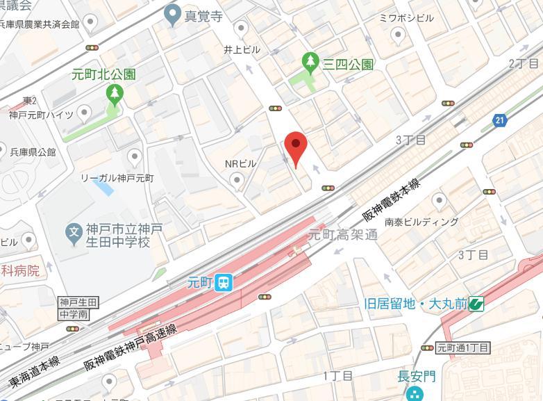 Cafe&Bar DINGO(ディンゴ)の地図