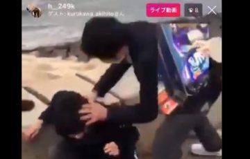 【名前を特定】新潟青陵高校(偏差値40)いじめ暴行のインスタ動画の犯人の小林大翔と中島烈(退学)の顔画像と住所、TwitterやFacebookは?