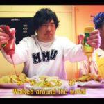 【動画】英語に聞こえる日本語、日本語に聞こえる英語を曲にしたMONKEY MAJIK × 岡崎体育 の「留学生」が面白くカッコいいと話題に!