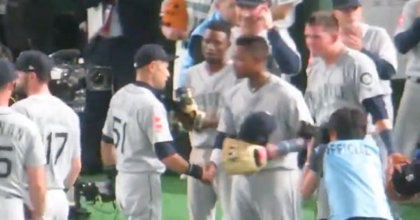 【記者会見:動画有】マリナーズのイチロー外野手が21日の東京ドームでのアスレチックス戦を最後に現役を引退!