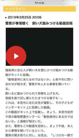福島中央テレビの放送内容