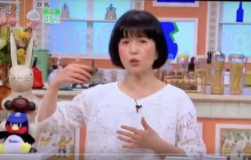 磯野貴理子さんが「はやく起きた朝は」で語った離婚理由が切ない。松居直美さんも号泣!