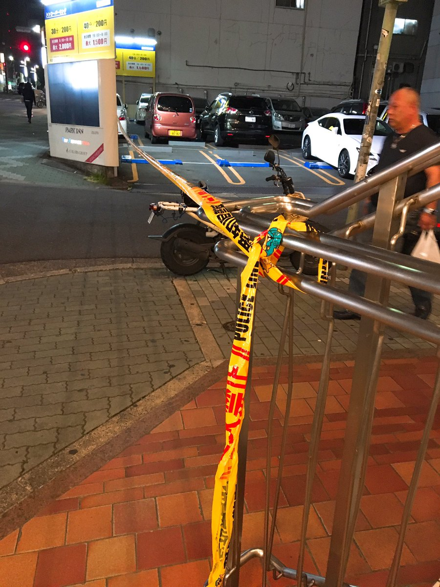 名古屋女子大小路殺人事件の現場