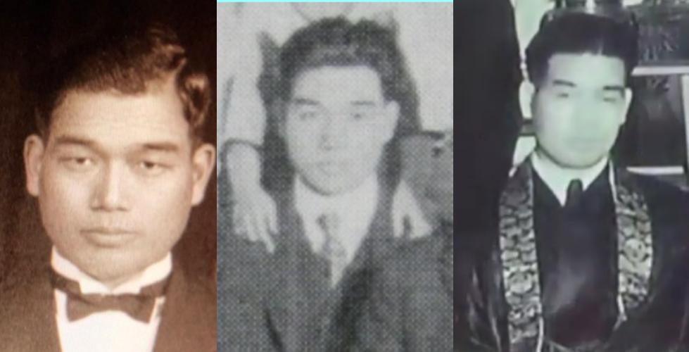ジャニー喜多川さんの若い頃(20代?)の顔画像(写真)