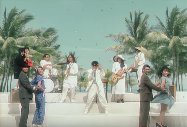 【動画】80年代前半のカルチャーを再現したサカナクションの新曲「忘れられないの」のMVがセンスありすぎでカッコいい!