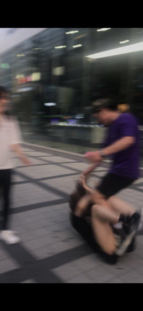 【動画有】友達が韓国で韓国人にナンパされて無視したら差別用語言われて暴行された