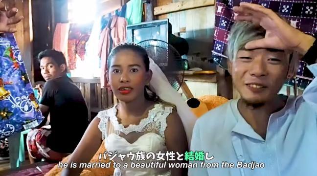 セブ島でバジャウ族と結婚した日本人のヒロこと松田大夢さんに真のサムライ魂を感じる