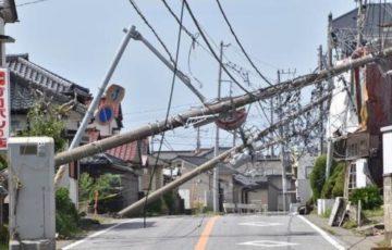 【拡散希望】台風15号により千葉県南部の甚大な被害があるにもかかわらず、メディアは停電、断水しか報道しない現実・・・